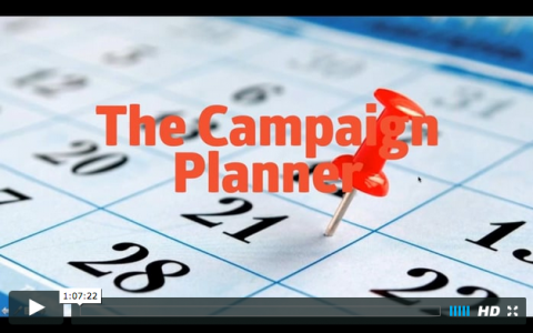 The Campaign Planner